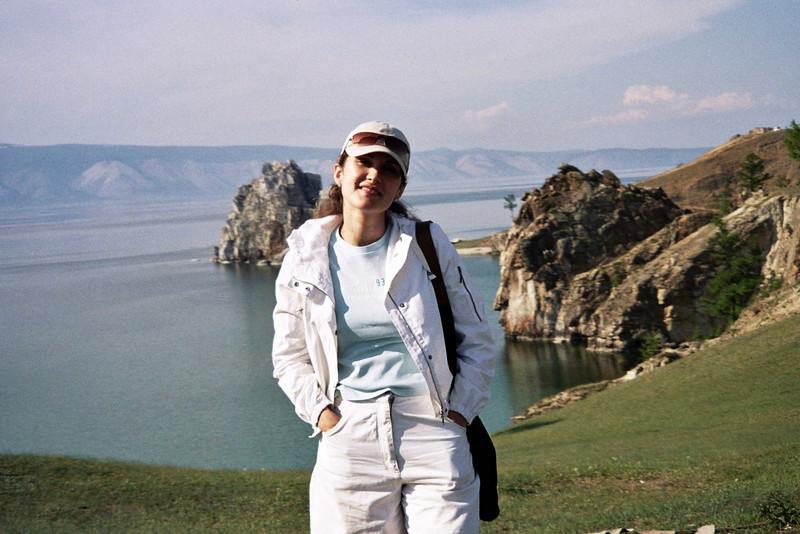 RT correspondent, Julia Shapovalova.