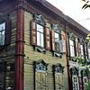 Wooden home, Irkutsk.