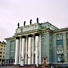 Magadan Theater.