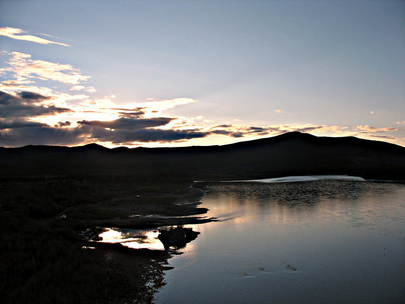 Debin River - Река Дебин.
