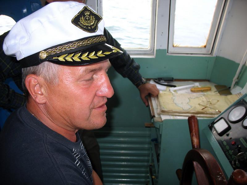 Our captain.