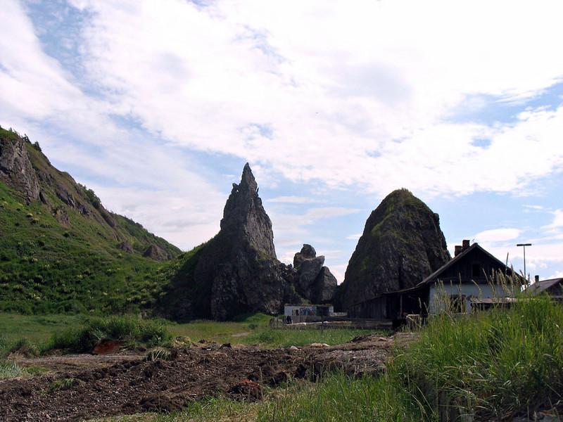 Cape Nuklya.