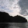 Cape Taran. (Koni Peninsula, Russian Far East)
