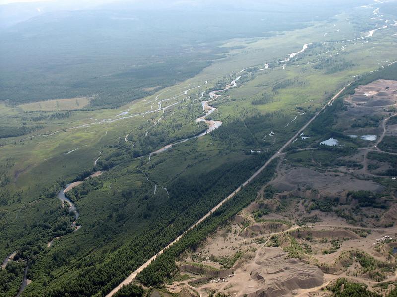 Kolyma River.