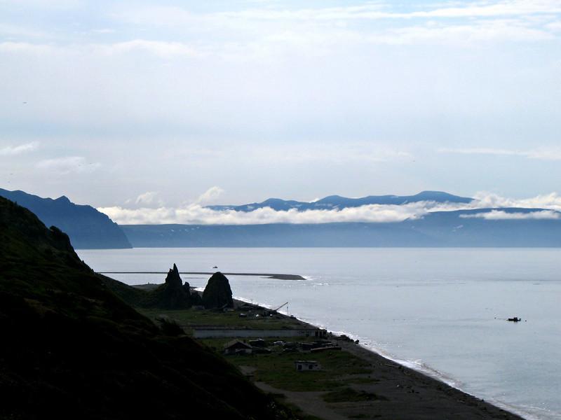 Cape Nuklya. (Magadan region, Russia)