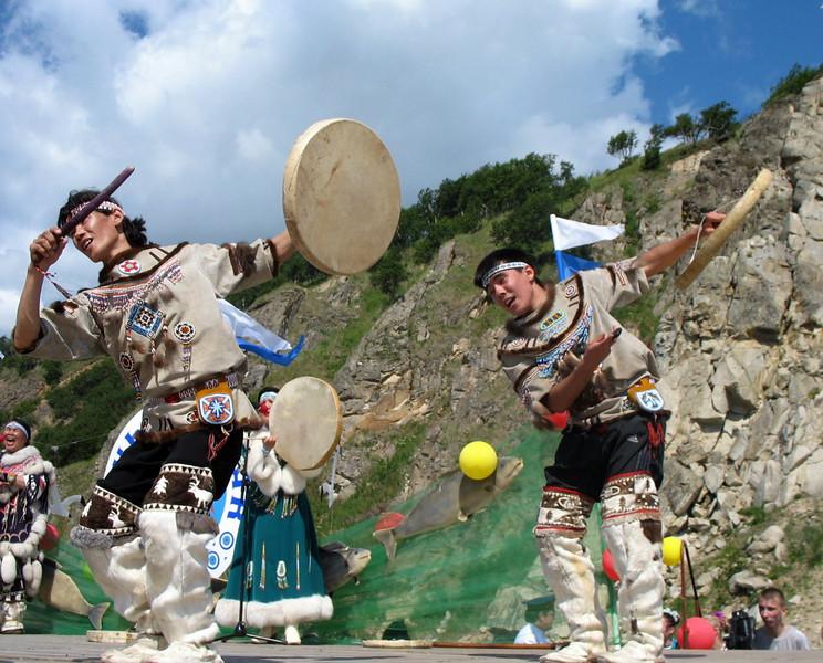 Ethnic dance.