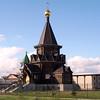 Central church of Nar'yn-Mar.