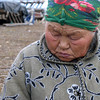 Elderly Yamp-to Nenets woman.