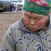 Elderly Yamp-to Nenets woman.