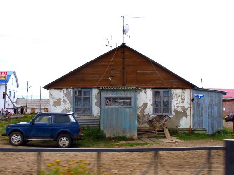 Nar'yan-Mar house.