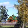 Old Believers Church in Nar'yan-Mar, Russia.
