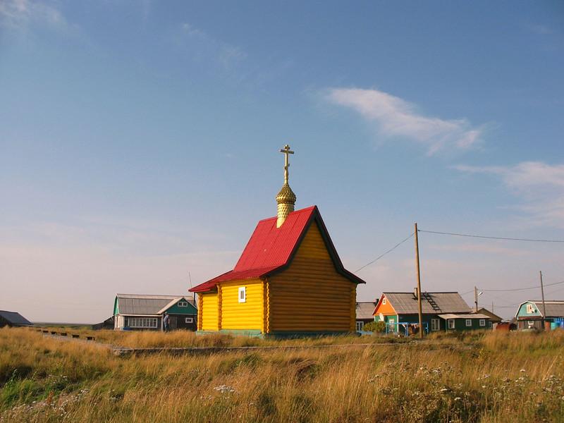 Karatayka village church.