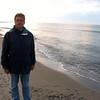 On the shore of the Kara Sea.