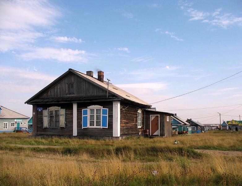 Karatayka homes.
