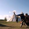 Nenets dancing.