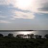 Dusk on Lake Gorodetskoye. (Pustozersk Russia)