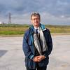 On the air field near the South Khylchuyu oil fields.