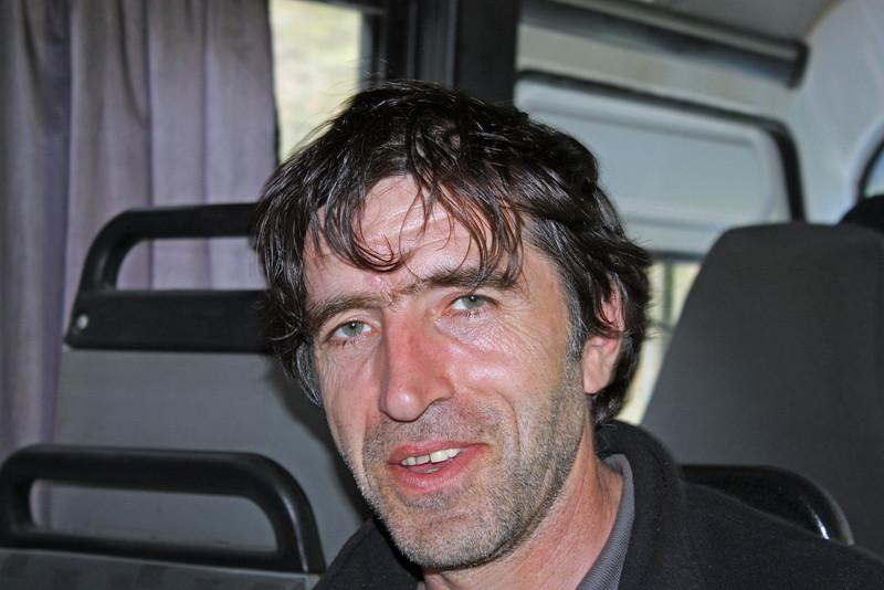 RT cameraman, Amir. <br /> Амир, оператор RT на Северном Кавказе.