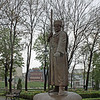 Monument to the founder of Vladikavkaz.