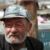 Мераб, человек без паспорта. Лагерь беженцев в Пригородном районе Владикавказа, в бывшем военном городке.