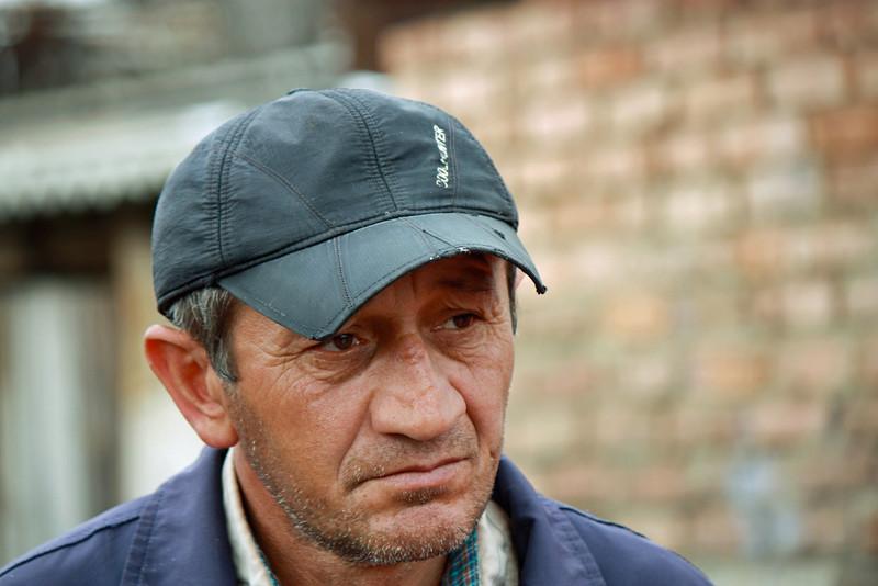 Ossetian refugee.