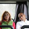 Ulyana & Bashar.