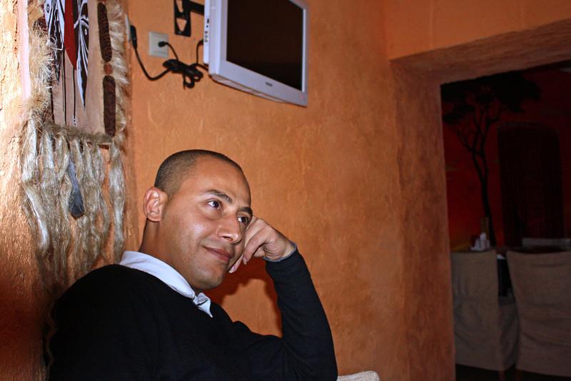 Bashar Naimi, Rusiya Al-Yaum correspondent .