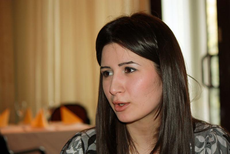 RT Close Up guest, Khadizha.<br /> Хадижа Цоколаева, лингвист.
