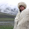 Быть может, за хребтом  Кавказа.... <br /> Rustem wearing traditional Caucasian dress - hey, I'm a mountain man.