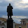 Lenin in Vladikavkaz.