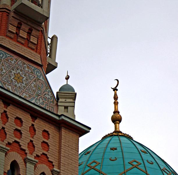 Vladikavkaz mosque.