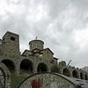 Alansky Epiphany Monastery. (Kurtatin Gorge, North Ossetia)