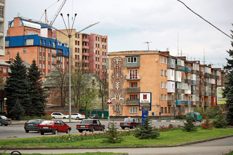 Vladikavkaz.
