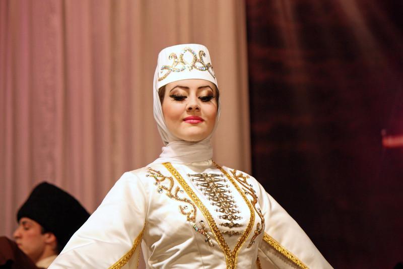 "'The bride"". (Iriston Dance Ensemble)"