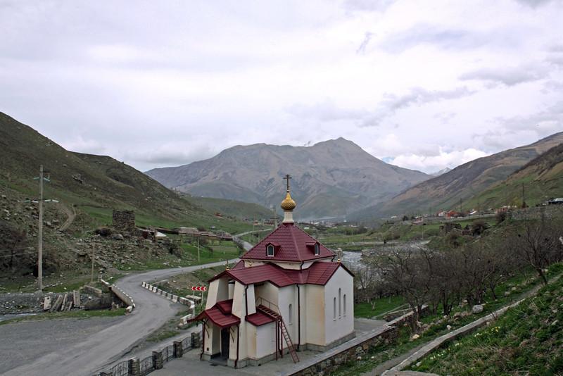 Alansky Epiphany Monastery Church.