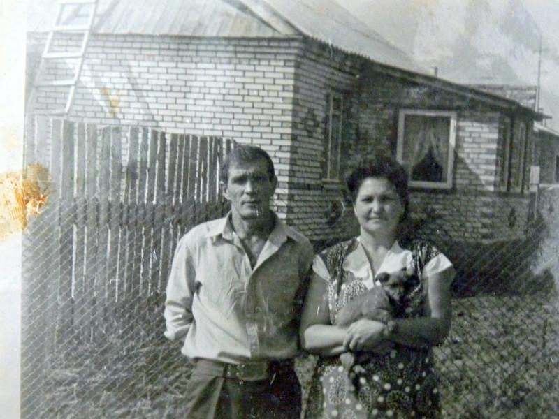 Юсеф и Марьям в молодые годы.