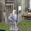 Village woman.
