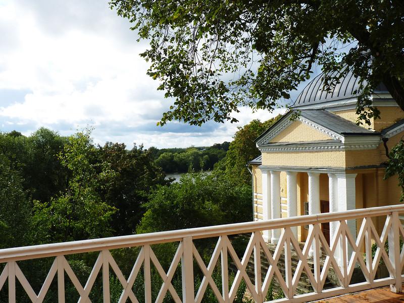 The Lermontov Family estate, Tarkhany.