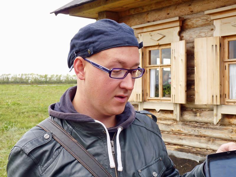 Илья Дроздов, оператор. Cameraman, Ilya Drozhdov.