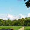 Tarkhany's beautifully manicured grounds.