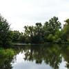 Река Кадада, посёлок Верхозим, Кузнецкий район, Пензенская область. Kadada River.