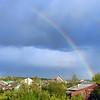 Rainbow over Penza.