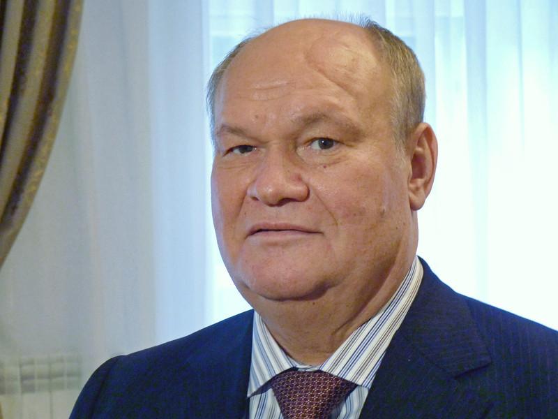 Губернатор Пензенской области Василий Бочкарёв. Penza's Governor, Vasiliy Bochkarev.