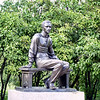 Monument of Lermontov.