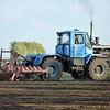 Harvesting Penza's black earth.