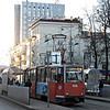 Perm trolley. Good-bye Perm! Трамвайчик производства усть-катавского завода на улицах Перми.