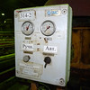 Equipment controls.