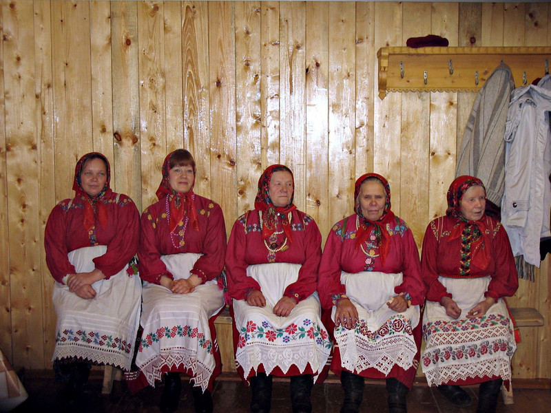 Parmailovo ladies.