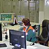 Silvinit plant control room. (Solikamsk, Russia)