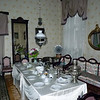 The dining room of the Diaghilev family home. (Perm, Russia)